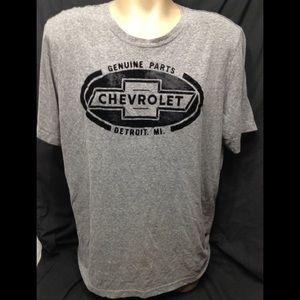 Men's size XL CHEVROLET lightweight t-shirt